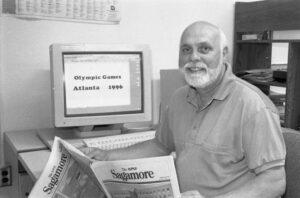 Picture of Sagamore Publisher Patrick J. McKeand