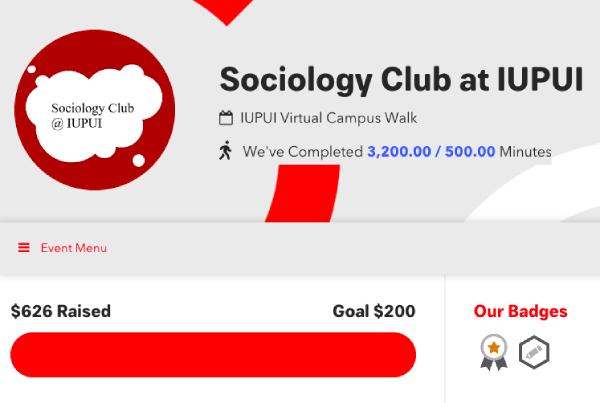 Sociology club poster image