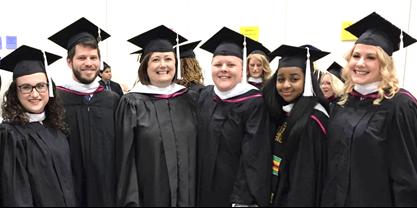 Alumni students image
